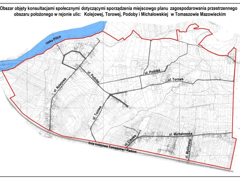 Konsultacje społeczne planu zagospodarowania przestrzennego już 17 sierpnia!