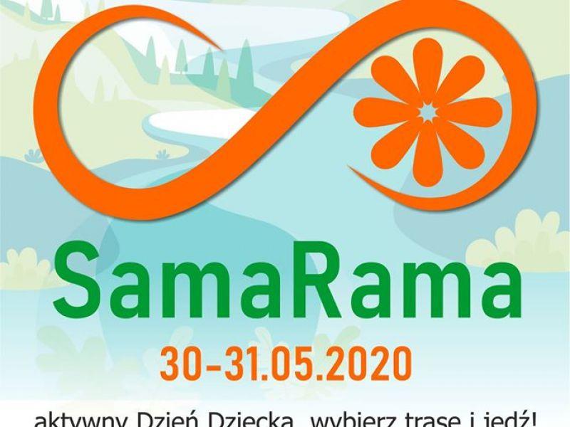 SamaRama, czyli Pandemiczny Rajd Rowerowy z MCK-iem