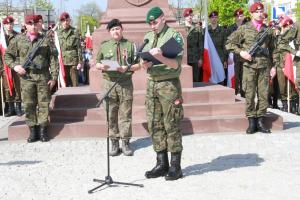 Dzień Flagi w Tomaszowie