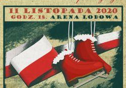 Arena Lodowa w dniu Narodowego Święta Niepodległości