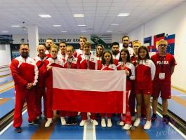 Brąz kręglarek na Mistrzostwach Świata