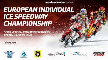 Nowa data European Individual Ice Speedway Championship