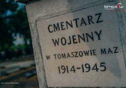Dotacja na cmentarz wojenny