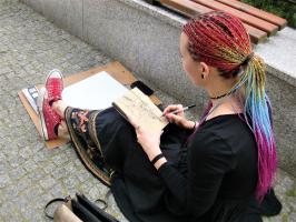Warsztaty z rysunku i malarstwa z MCK