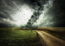 Ostrzeżenie przed silnym wiatrem
