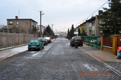 Ul.Husarska i Brzozowa
