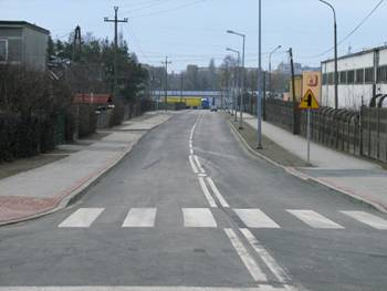 Przebudowa ulicy