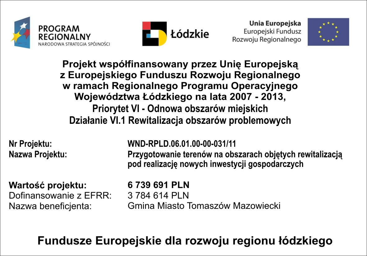Fundusze Europejskie-Ulice
