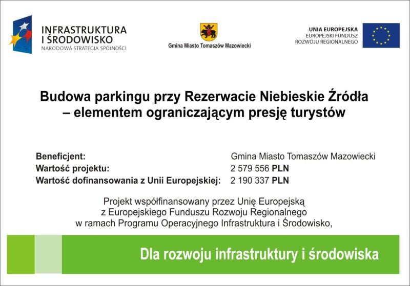 Infrastruktura i Środowisko-Parking