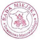 Rada Miejska Tomaszowa Mazowieckiego